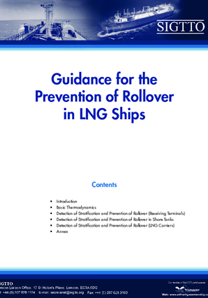 Prevention of Rollover in LNG Ships