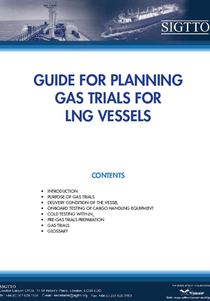 Guide for Planning Gas Trials for LNG Vessels