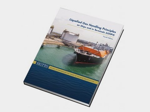 Liquefied Gas Handling Principles on Ships and in Terminals (LGHP4) is now published.