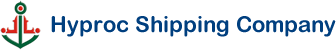 logo for Hyproc Shipping Company