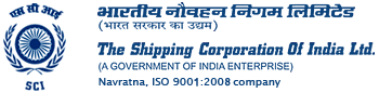 logo for Shipping Corporation of India
