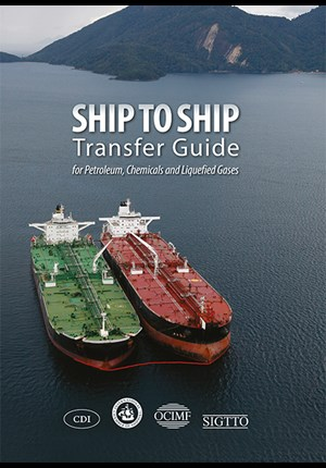 Ship to Ship Transfer Guide for Petroleum, Chemicals and Liquefied Gases