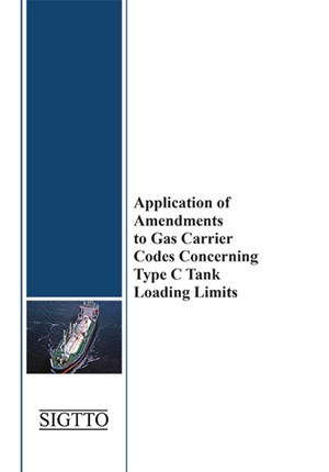 Application of Amendments to Gas Carrier Codes Concerning Type C Tank Loading Limits