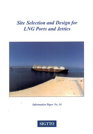 Site Selection & Design (IP no. 14) for LNG Ports & Jetties