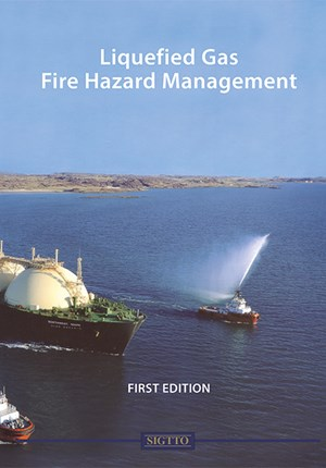 Liquefied Gas Fire Hazard Management