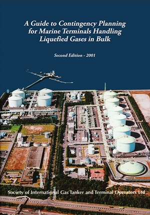 Guide to Contingency Planning for Marine Terminals Handling Liquefied Gases in Bulk, 2nd Ed.