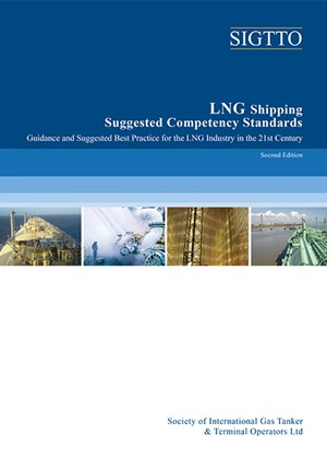 LNG Shipping Suggested Competency Standards, 2nd Ed.