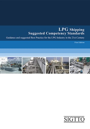 LPG Shipping Suggested Competency Standards