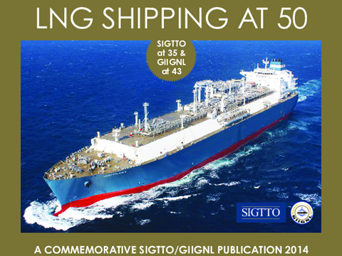 LNG Shipping at 50
