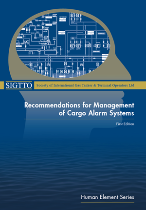 Publication cover for Recommendations for Management of Cargo Alarm Systems